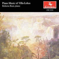 Piano Music of Villa-Lobos